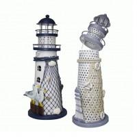 Dekoratif Deniz Feneri Mumluk