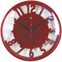 Del Piero Şeffaf Tasarım Dekoratif Duvar Saati