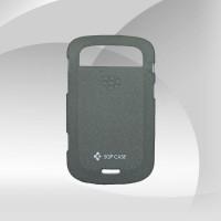 Gri Blackberry 9900 Kumlu Kılıf