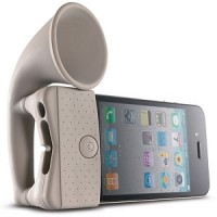 Horn Stand IPhone 4G 4S Ses Yükseltme Aparatı