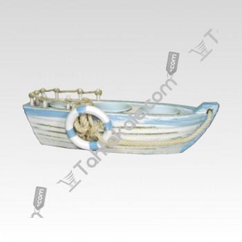 Ahşap Balıkçı Teknesi Mumluk