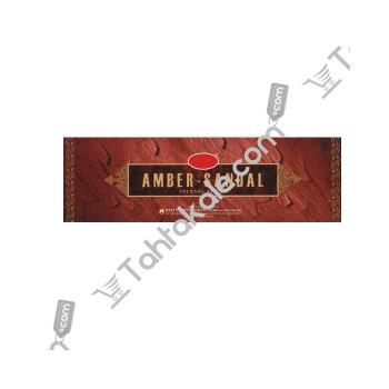 Amber Ve Sandal Kokulu 12li Tütsü Paketi