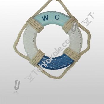 Denizci Simidi Wc Kapı Süsü