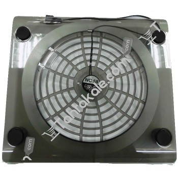 Laptop Fan  Şeffaf Notebook Soğutucu RX-830