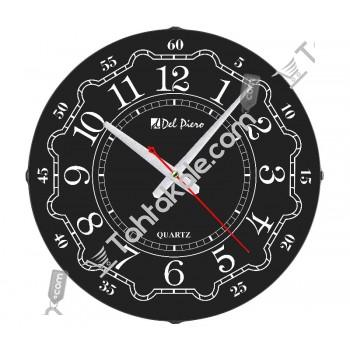 Şık Tasarım Del Piero Duvar Saati